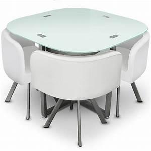 Table Cuisine Petit Espace : table gain de place pour petite cuisine en voici 15 pour vous inspirer ~ Teatrodelosmanantiales.com Idées de Décoration