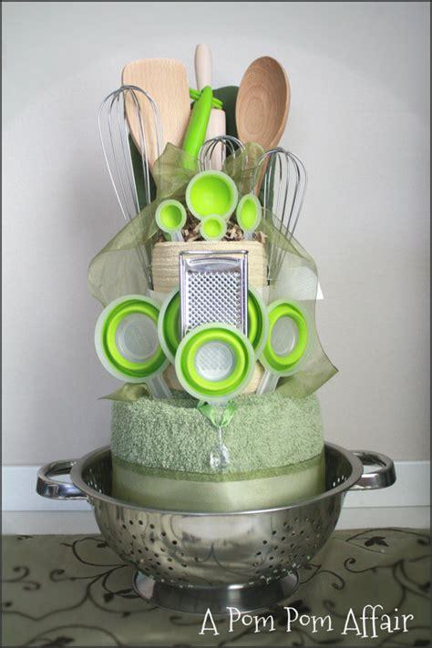 Kitchen Tea Present Ideas - items similar to kitchen themed towel cake on etsy
