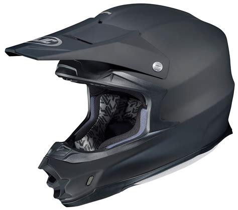 hjc motocross helmet hjc 334 615 helmets motocross helmet xl matte black