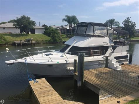 Carver Boats For Sale Florida by Carver 350 Aft Cabin Boats For Sale Boats