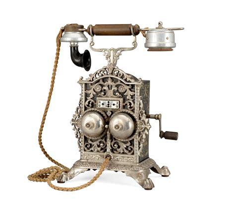 telephone bureau a table telephone by elektrisk bureau