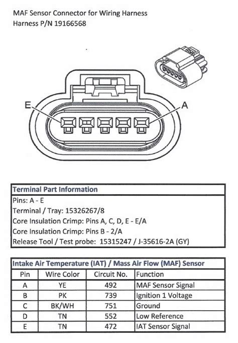 2011 Gmc Maf Iat Wiring Diagram by Mass Airflow Sensor For A 2007 C6 Ls2 With 58x Reluctor