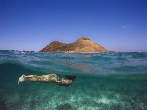 cheap floating na mokulua oahu stand up paddling other island