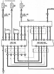 2000 Lexus Lx470 Radio Wiring Diagram