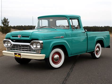 ford truck classic ford f100 pickups mark traffic