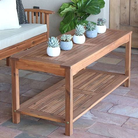 Make sure there's a beautiful and convenient spot in your living room for you and your guests to set down drinks. Big Lots Coffee and End Table Sets   AdinaPorter