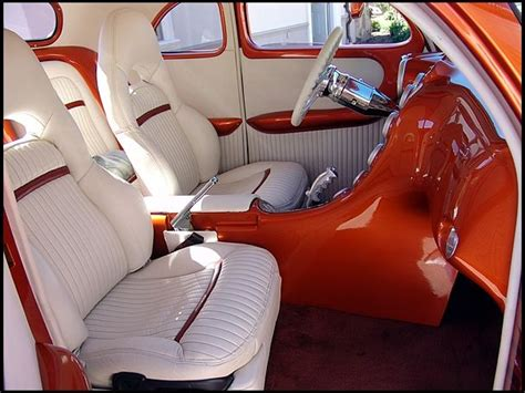 Car And Truck Upholstery by What Do You Think Of This 1939 Ford Coupe S Custom
