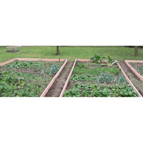 bordures de jardin en bois votre bordure de jardin en bois 1 30 m chez jardin et saisons