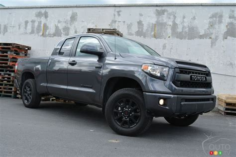 2016 Toyota Tundra by 2016 Toyota Tundra Trd Pro Is Loud And Proud The Road
