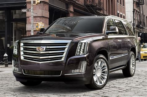 Cadillac Car : 2019 Cadillac Escalade Review, Release Date, Redesign