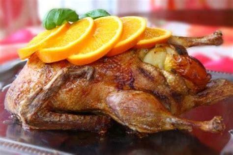 cuisiner canette recette chapon au citron et à l 39 orange 750g