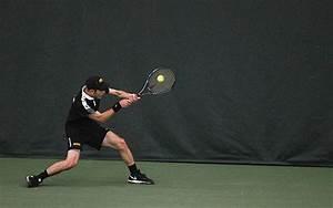 Men's tennis knocks off Huskers