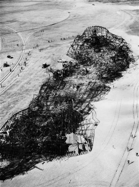 Lakehurst Hangar No. 1 (Hindenburg Crash Site) | Lakehurst