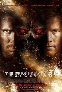 """TERMINATOR SALVATION"" New ""TERMINATOR SALVATION"" Poster"