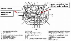 2001 Mitsubishi Galant Engine Diagram