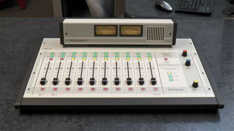 Arrakis Arc-10bp-bl On Air Radio Broadcast Console