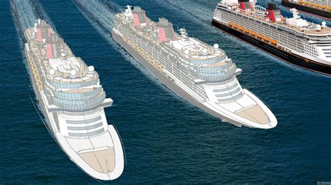 What Would You Like To See On The New Ships? | Page 6 | The DIS Disney Discussion Forums ...