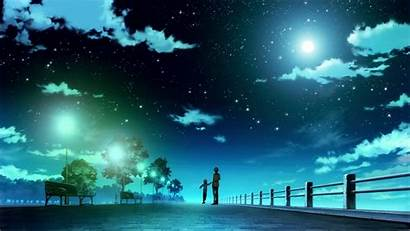Sky Night Wallpapers Anime Justpict