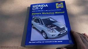 Honda Hrv Haynes Manual