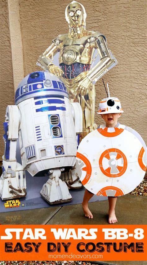 easy diy star wars bb  costume