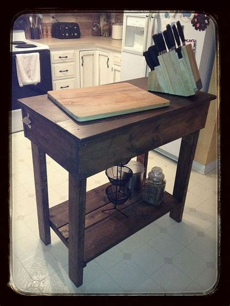 diy kitchen island cart pinterest discover and save creative ideas