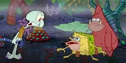 Spongebob Memes Squarepants Meme Squidward Action Figures