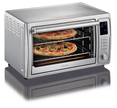 Toaster Oven - krups deluxe toaster oven with convection heating