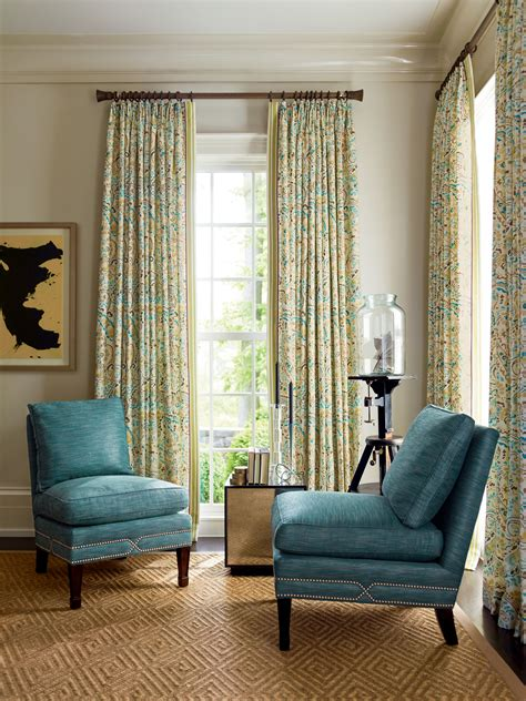 how to hang curtains in a tight corner curtain
