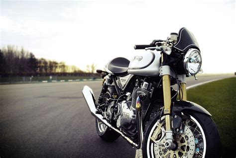 Cafe Racer Desktop Wallpaper