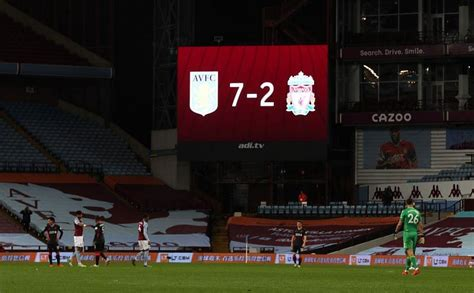 Page 2 - Aston Villa 7-2 Liverpool: 5 Talking Points as ...