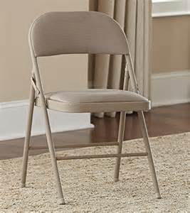 padded folding chairs chip forum
