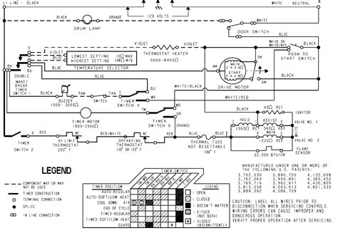 kenmore electric dryer wiring diagram 37 wiring diagram