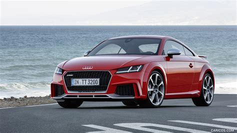 Tt Coupe Hd Picture by 2017 Audi Tt Rs Coupe Color Catalunya Front Hd