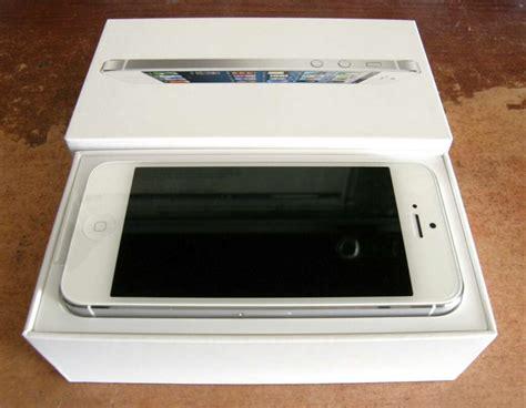 box iphone iphone 5 white 32 gb fu box clickbd