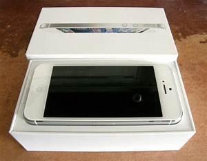 iphone 5 White 32 GB FU full Box | ClickBD