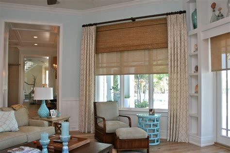 davis island house beach style family room tampa