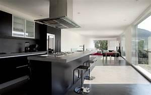 Cuisine Moderne Design : cuisine americaine prix cuisine en image ~ Preciouscoupons.com Idées de Décoration
