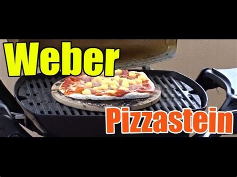 weber q 1200 gaskartusche weber pizzastein lecker lecker pizza vom weber gasgrill weber q 1200