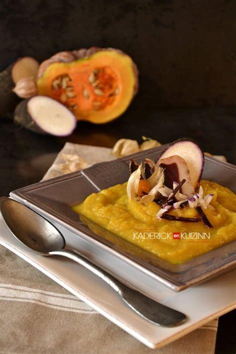 cuisiner seche dégustation soupe detox au radis noir courge carotte
