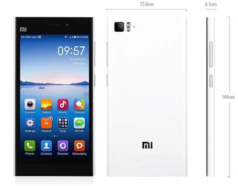 xiaomi mi3 mobile original phone xiaomi mi3 m3 mi 3 cell phones 5 0 fhd ips