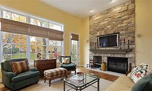 Living Room : Living Room With Corner Fireplace Decorating ...