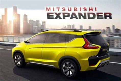 mitsubishi expander mitsubishi xpander pajero sport