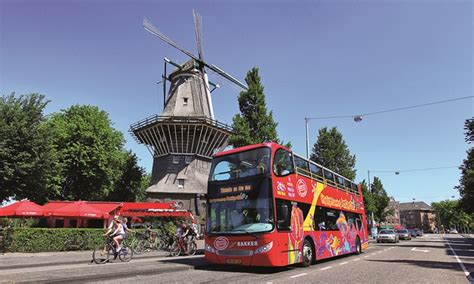 Bateau Mouche Groupon by City Sightseeing Amsterdam Jusqu 224 44 Amsterdam Groupon