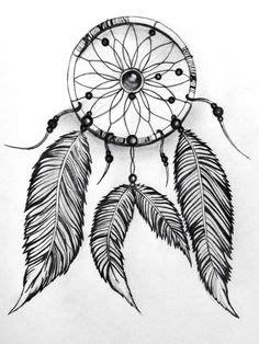 dessin draw art attrape rêve tattoo   dream catchers