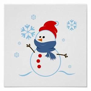 Cute Cartoon Snowman | www.imgkid.com - The Image Kid Has It!