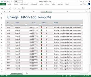 cmmaao change control log pmi pmp more on change With change log template project management