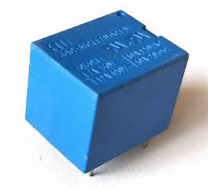 Relay Pin Description