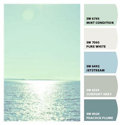 25 best ideas about coastal paint colors on