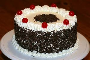 Cakes by Nicola: Black Forest Cake