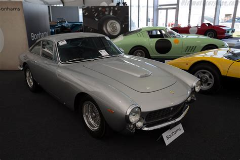 Ferrari 250 GT Lusso - Chassis: 4851GT - 2015 Goodwood Revival